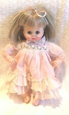 "14"" Madame Alexander Pussy Cat Doll 1977 - No Reserve"