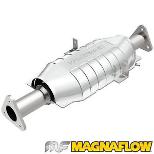 Magnaflow 23501 Direct-Fit Catalytic Converter New Kit for 1975-1978 Fiat x-1/9
