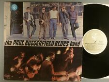 Butterfield Blues Band, The  Self-Titled    Blues Rock  Original Mono