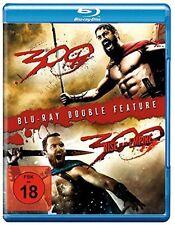 300 & 300 - Rise of an Empire Blu-ray - NEU OVP - (Teil 1+2)