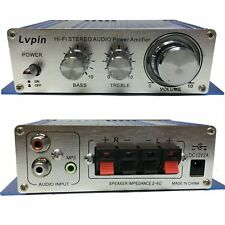 EARLYBIRD Savings 12 V Audio Amplifier-Mini Hi-Fi Amplifier Mini Hi-Fi Audio