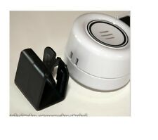 Bed Rail Mount Clip for Med-Pat One-Piece Hospital Hotel Motel Phones white/beig