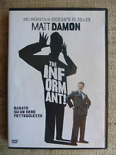 The Informant! - Matt Damon - DVD
