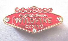 "Wildfire LV Casino Trinket Box Art Form Fine Collectibles Approx. 2.25"" L x 1"" W"