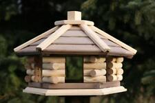 Vogelhaus aus Holz , Nistkästen, Futtertrog, Vogelhäuschen,Nistkasten KK-L-NP-oo