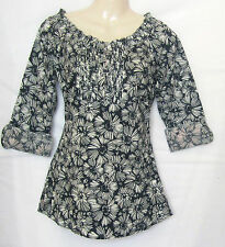 Per Una Tunic, Kaftan Casual Floral Tops & Shirts for Women