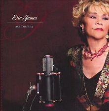 ETTA JAMES - All the Way (CD, 2006) Like New