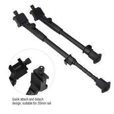 "2pcs Hunting Side Bipods Rail Adapter Bipod Side Rails For Picatinny 9""-12"""