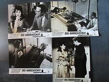 DAS NARRENSCHIFF - 5 Aushangfotos - Vivien Leigh, Simone Signoret, Lee Marvin