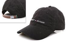 Tommy Hilfiger Cap Basecap Base Cap Mütze black one Size