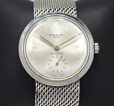 Patek Philippe Calatrava SOMAZZI 3418 Vintage Very Rare 34mm Collector's Watch