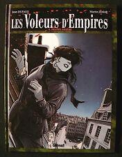 Les Voleurs d'Empires T4 - Jamar & Dufaux - Eds. Glénat - 1997 - EO
