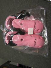 1123-921301 Century Sparring High-Top Boots Size 1/2 Pink