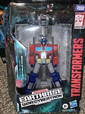 Transformers War For Cybertron Optimus Prime Earthrise Leader Class Wfc-e11