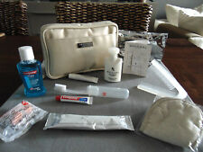 Hainan Airlines Business Class Bvlgari Amenity kit Trousse neceser neceser