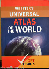 Webster's Universal Atlas Of The World (2007 paperback)