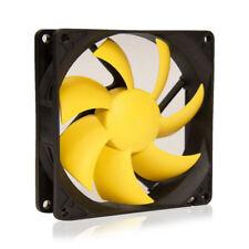 Silenx EFX-09-12 Effizio 92x25mm 12dBA 32CFM PC Computer Case Fan