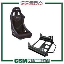 COBRA MONACO SPORT NARROW MAZDA MX-5 MOTORSPORT BUCKET SEAT PACKAGE