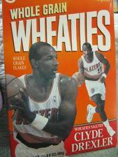 Clyde Drexler Wheaties Cereal Box