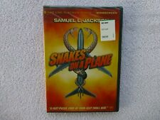 Snakes on a Plane (Dvd, 2007, Widescreen) Samuel Jackson * New / Sealed *