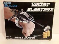Wrist Blasterz-Missle Launcher-Brix Buildz 2017-140 Pieces!!READ BELOW!!