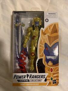 Power Rangers Lightning Collection Mighty Morphin Goldar 6-Inch Premium (Read)