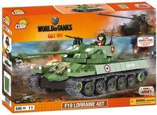 Cobi 3025 World of Tanks - F19 Lorraine 40t (char D'assaut)