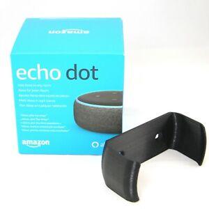 Amazon Echo Dot (3. Generation) Alexa Antrazit NEU Zubehör Kombination AUSWAHL