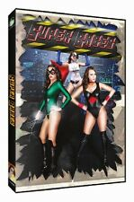 Super Babes (2014)-Comic-Sexy-Creepshow-Action-Heroines-Villian-Powers