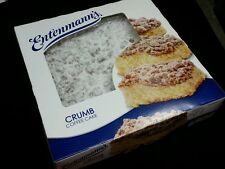 3 Boxes Entenmann's CRUMB Coffee Cake - FREE Priority Shipping