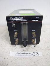 Ametek R-1 Flow Control for Oxygen Analyzer Applied Electrochemistry 12-0008