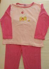 Kinder-Schlafanzug Pyjama-Set mit Winnie Pooh Motiv Gr. 116
