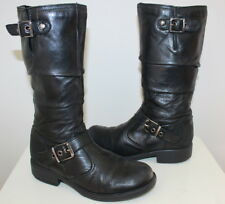 Unknown label girls boots women Eur 32 Aus UK 13 USED from Italy