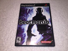 Beatmania (Sony PlayStation 2, 2006) PS2 Black Label Complete Excellent!