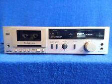 """TECHNICS RS-M14 PIASTRA REGISTRAZIONE""""1980""""CONDIZ. PERFETTE FUNZIONANTE LEGGERE!"""