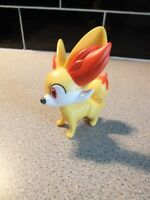 McDonalds Pokemon Plastic Toy Figures UK 2018 Fennekin Fox