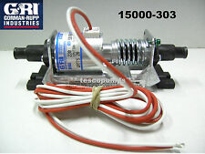 Gorman-Rupp Industries  GRI 15000-303 oscillating pump  ept  220 vac