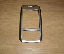 New Genuine Original  Samsung E250 Silver Front Fascia Cover
