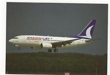 Anadolu Jet Boeing B-737-73V Aviation Postcard, A718