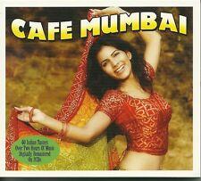 CAFE MUMBAI - 2 CD BOX SET - 40 INDIAN TASTERS