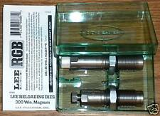 LEE Precision * RELOADING  RGB 2 DIE SET for 300 Win Mag.*  # 90881 New!