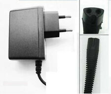 EU Plug For Braun Shaver Charger Power Lead Cord 5691, 5708,  5710, 5713, 5714