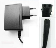 EU Braun Shaver Charger Power Lead Cord Fits Series 3 360, 370, 380, 390