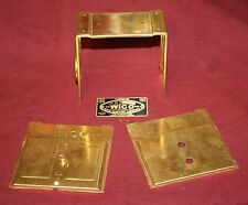 Wico EK Brass Mag Magneto Front Cover Band Set Name Plate Hit & Miss Gas Engine