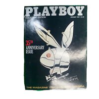 PLAYBOY Vintage Magazine Centerfold January 1989 35th Anniversary Issue