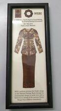 2013 Malaysia Baba Kebaya Nyonya Peranakan - Wooden Art Crafts - APAC Bank Conf
