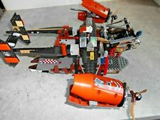 LEGO NINJAGO - SET 70605 - [ LE VAISSEAU ] - ENVIRON 700 PIECES