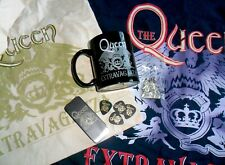 More details for queen extravaganza memorabilia lot 2012