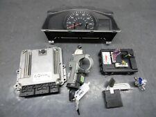 2014 Nissan NV200 1.5DCI ECU & Lock Set c/w Speedo - BOSCH - 0 281 030 661