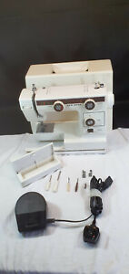 Janome New Home Sewing Machine Model 366